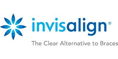 Photo of the Invisalign logo