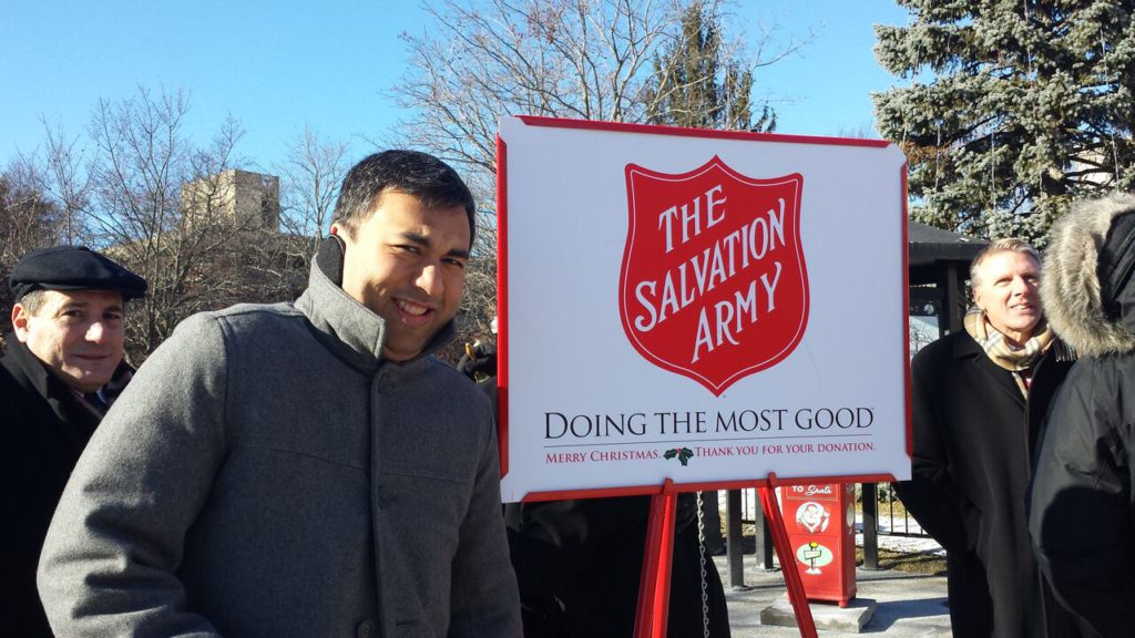 Dr. Abdul and the Salvation Army